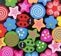 Children's Wooden Bead Kit