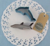 Cookie Cutters - Dolphin & Shark