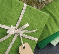 Felt Bundle - Forest Lichen