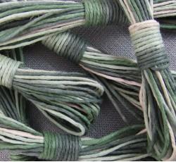 Hemp String - Camouflage