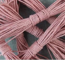 Hemp String - Dusty Pink