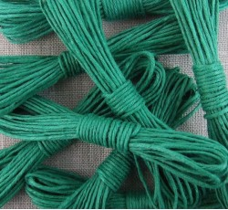Hemp String - Green