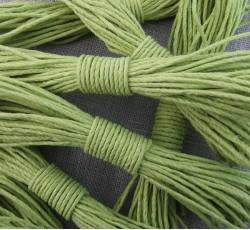 Hemp String - Lime Green