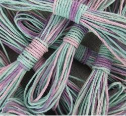 Hemp String - Pastel Mix