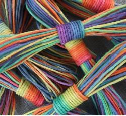 Hemp String - Rainbow
