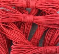Hemp String - Red