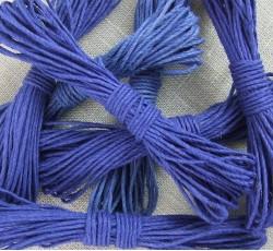Hemp String - Royal Blue