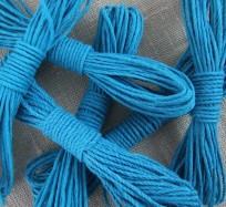 Hemp String - Turquoise