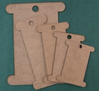 Bobbins - Various sizes from
