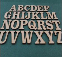 Letters -Font 1