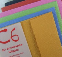 Envelope Pack - C6 Coloured