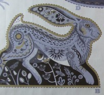 Tea Towel / Fabric Kits - Hester Hare