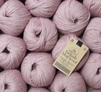 British Blue Wool - Pretty